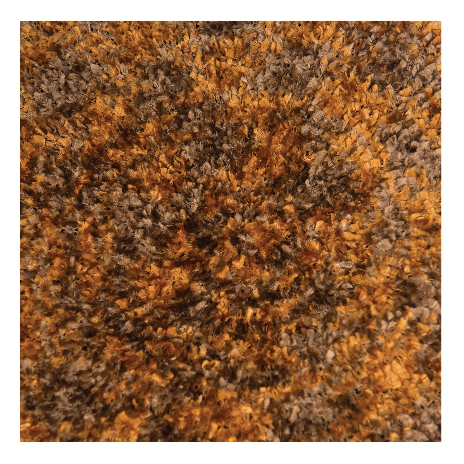 Chenille Snood Beret Camel Taupe