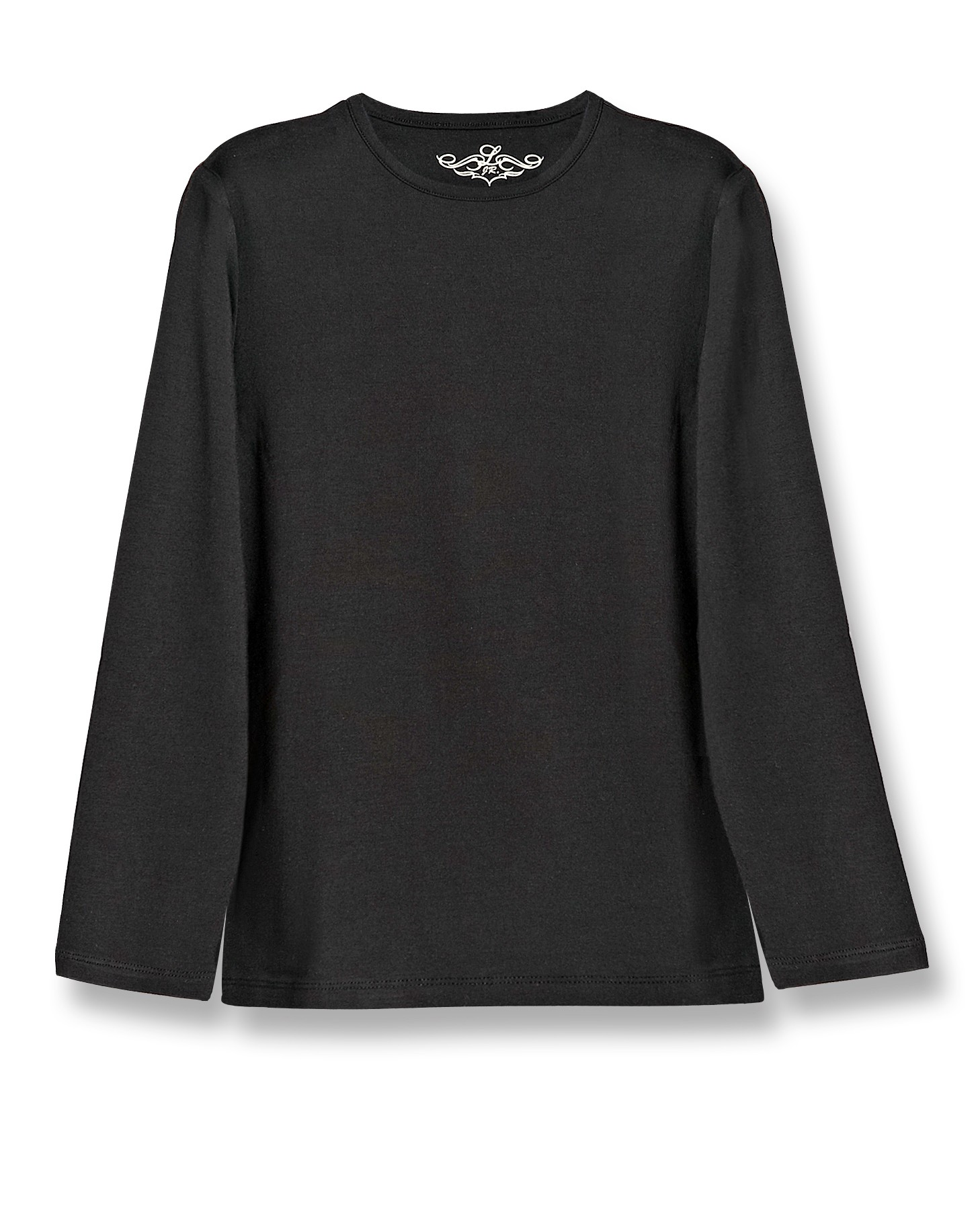 Long Sleeve Kids Modal Shell Tee