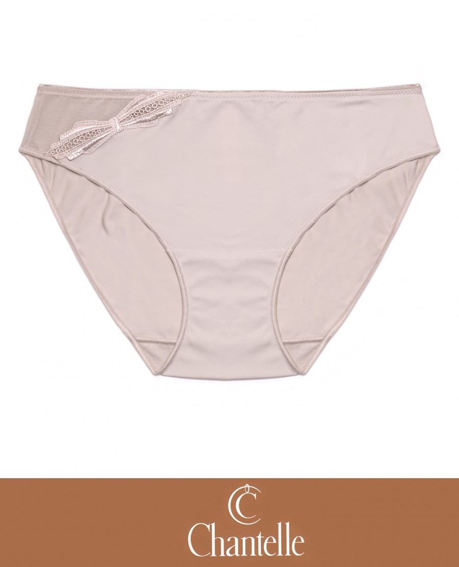 Chantelle Notre Dame Embellished French Cut Panty