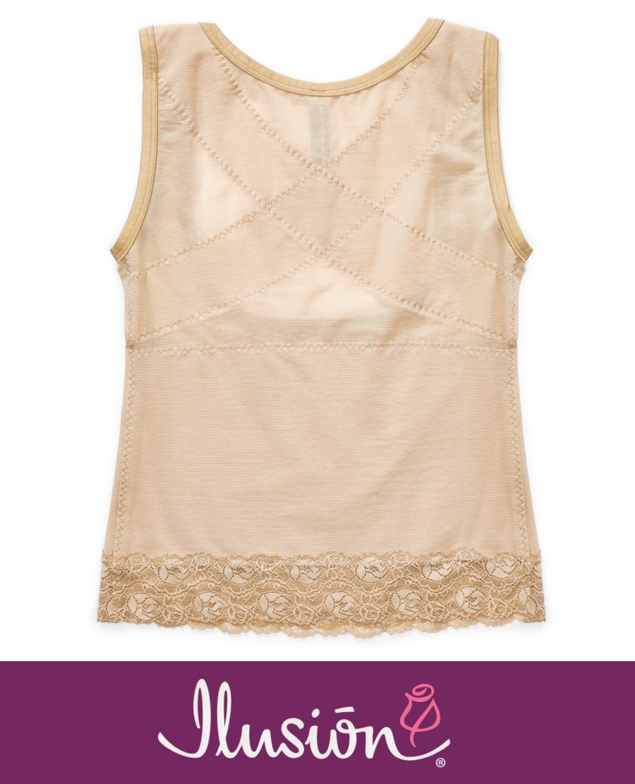 Ilusions Wear-Your-Own-Bra Shaping Camisole